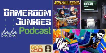 Gameroom Junkies #56: Confessions, Quests, & More
