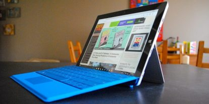 GeekDad Review: Microsoft Surface 3 Is Really Close…