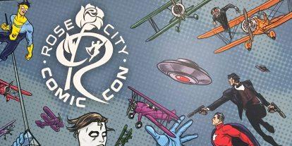 Rose City Comic Con 2015 Recap