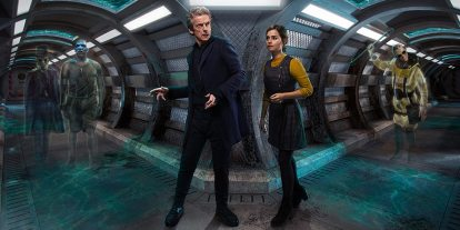 """'Doctor Who' Review: """"Under the Lake"""" Is the Thinking Geek's Ghost Story"""