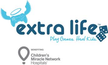 Extra Life Gaming Marathon: Play Games. Heal Kids.