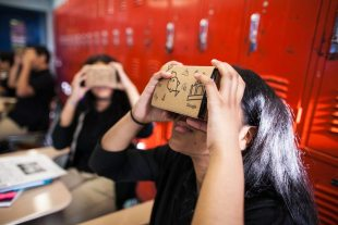 Google Expands Education with Virtual Reality