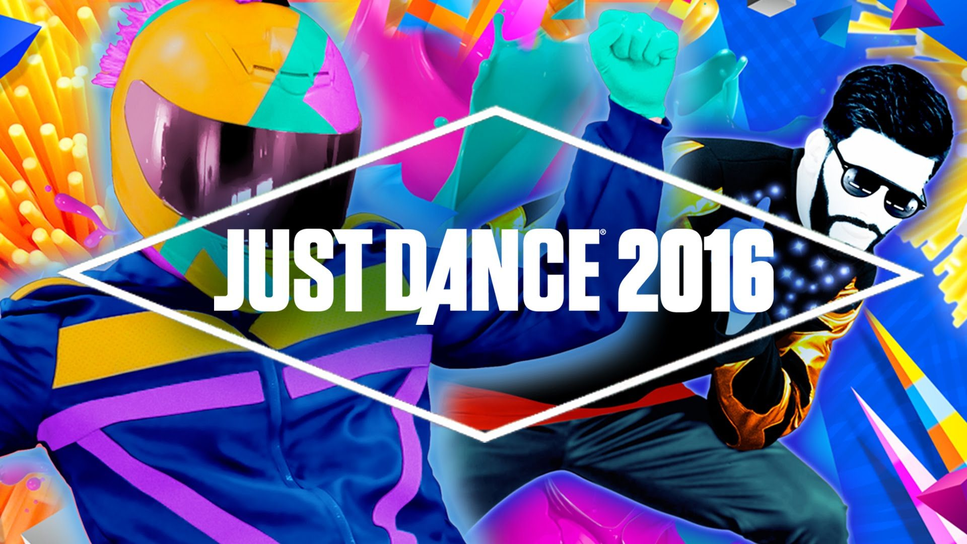 Just Dance 2016 Just Dance Disney Party 2