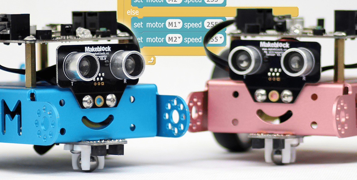 First Steps In Robotics With Mbot