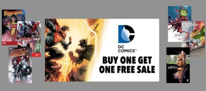 Comixology Cyber Monday Sale Helps You Stock Up on Digital Comics