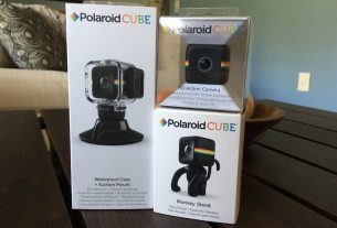 Polaroid Cube – The Perfect Kidproof Video Camera