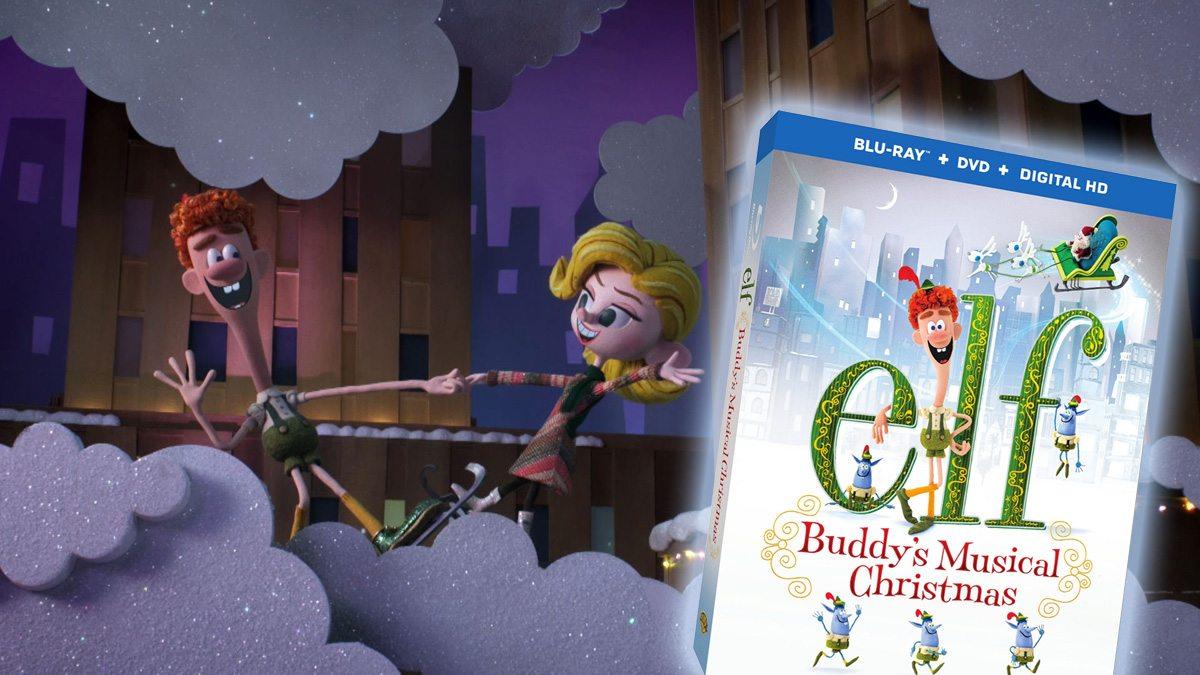 Buddy's Musical Christmas