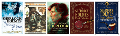 Sherlock Holmes Book Reviews and News Q4 (Part 2) 2015
