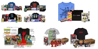 Holiday Gift Guide: Subscription Boxes – Geek Stuff