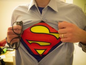 Review: 'Cape, Spandex, Briefcase: Leadership Lessons from Superheroes'