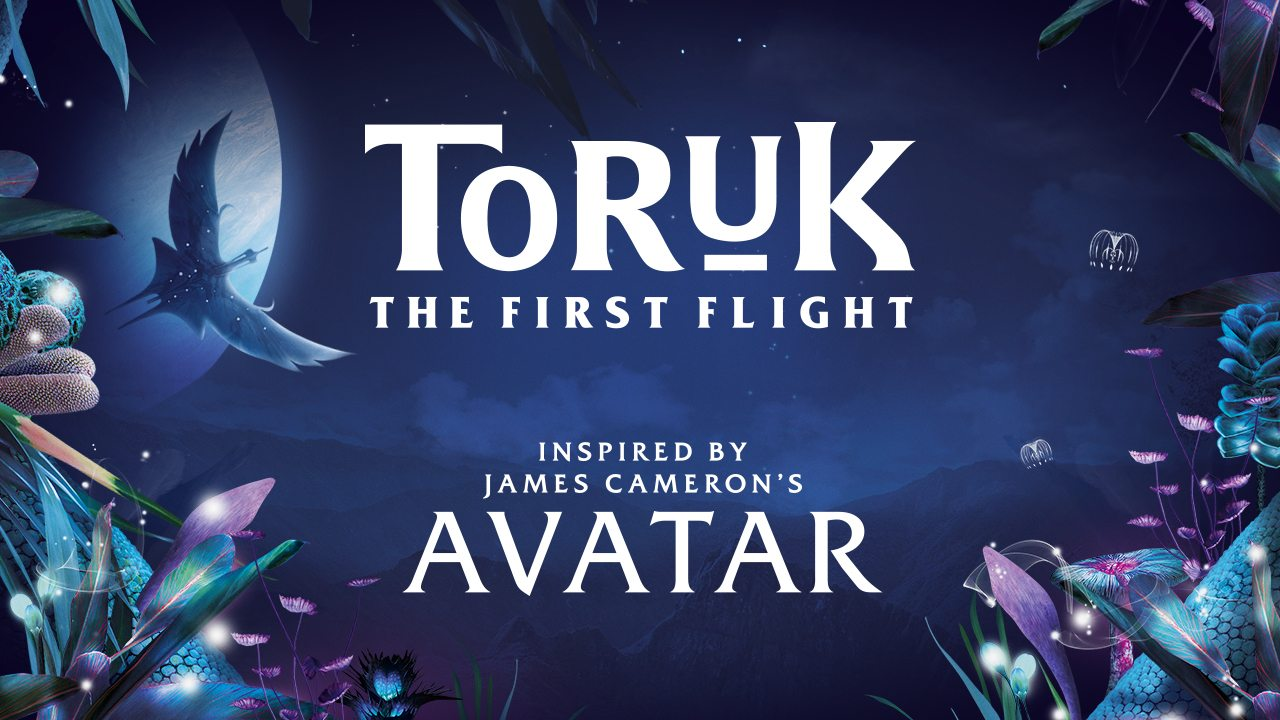 take a ride on toruk as avatar and cirque du soleil collide take a ride on toruk as avatar and cirque du soleil collide
