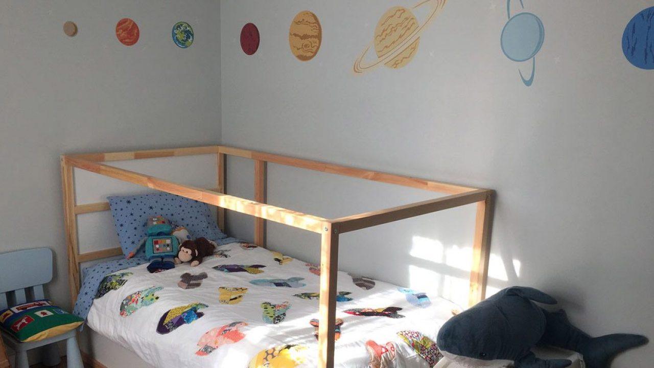 Moving On Up From Nursery To Big Boy Room Geekdad