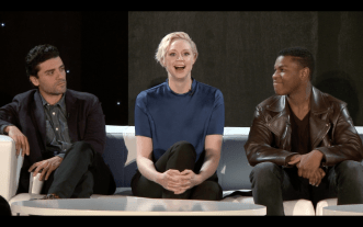 Meet the Cast of 'Star Wars: The Force Awakens'