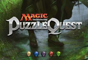 A New Interpretation of 'Magic: The Gathering' — PuzzleQuest