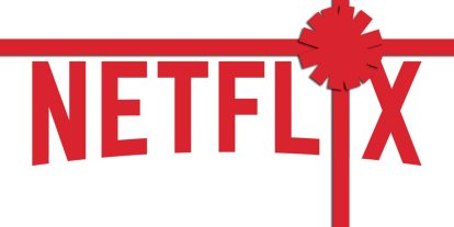 Give (or Get) the Gift of Netflix!