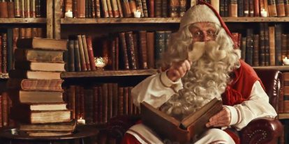 Get a Special, Personalized Message from Santa this Holiday Season