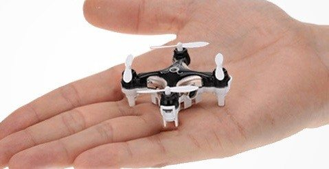 GeekDad Daily Deal: World's Smallest Camera Drone and 2GB Micro SD ...