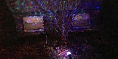 AppLights Projection Spotlight: Inexpensive, App-Controlled Christmas Lighting
