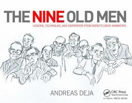 Take a Visual Journey Through the Genius of Walt Disney's Nine Old Men