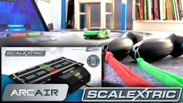 'Scalextric' App Adds Weather, Fuel and Oil Spills to Your Slot Car Racing