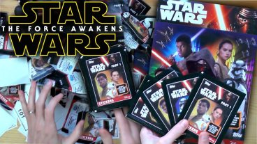 Official 'Star Wars The Force Awakens' Stickers