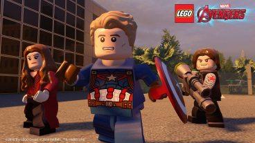'Ant-Man' and 'Captain America: Civil War' DLC for 'LEGO Marvel's Avengers'