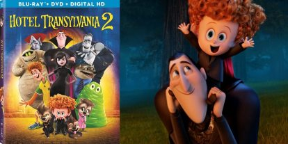 Pull Back the Curtain With This 'Hotel Transylvania 2' Making-Of Featurette