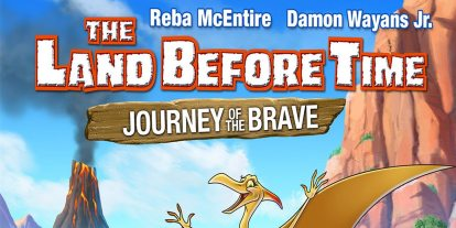 Exclusive Look: 'The Land Before Time: Journey of the Brave'