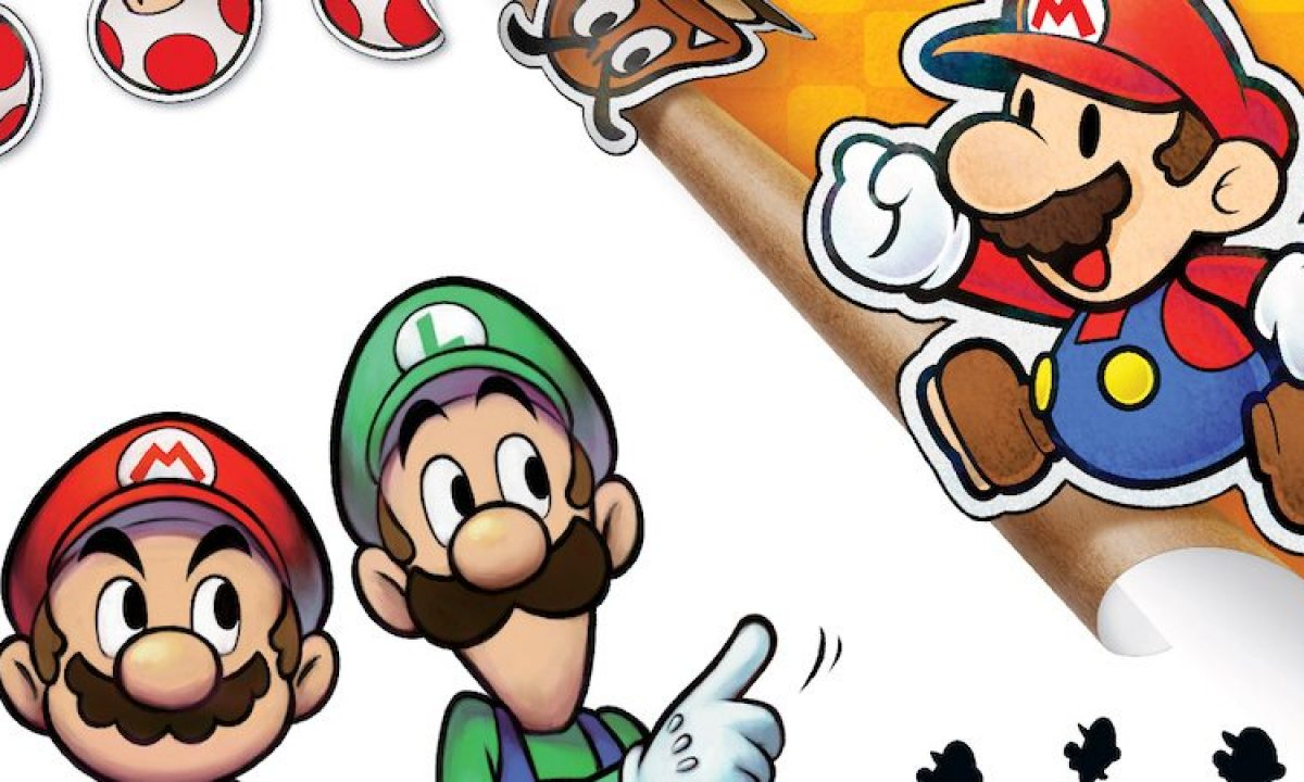 5 Things You Should Know About Mario Luigi Paper Jam Geekdad