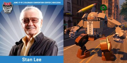 Face Front, True Believer! Stan Lee Is Coming to the 2016 Denver Comic Con!