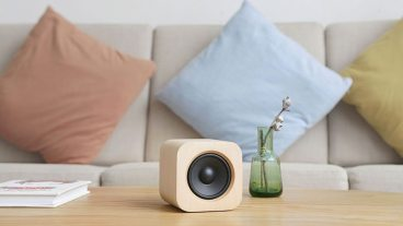 Sugr Cube Is a Sweet Little Wi-fi Speaker