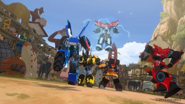 'Transformers: Robots in Disguise' Second Season Announced