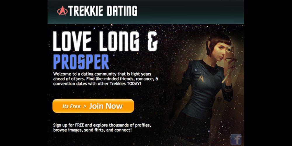 Trekkie dating search