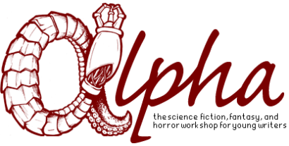 Alpha Workshop: Summer Solved for Teen Science Fiction, Fantasy, & Horror Writers