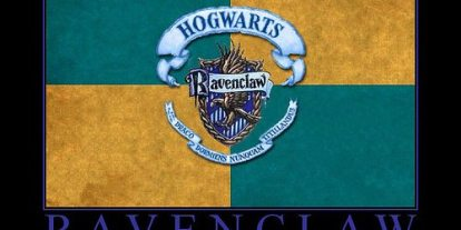 Confessions of a Recovering Ravenclaw