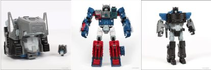Hasbro Unveils Transformers Titans Return Line, Fortress Maximus