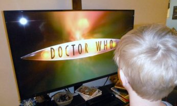 A Kid in Time and Space: How I Introduced my Son to 'Doctor Who'