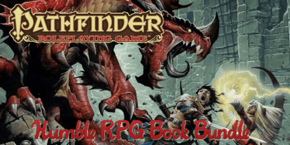 Insanely Generous 'Pathfinder' Humble Bundle