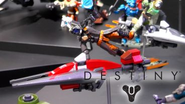 'Destiny', 'Halo' and 'Call of Duty' Get Brick-ified at New York Toy Fair