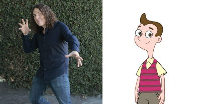 """""""Weird Al"""" to Voice Title Character in New Cartoon 'Milo Murphy's Law!'"""