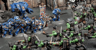 Tabletop Review: 'Warhammer 40,000: Battle for Vedros'