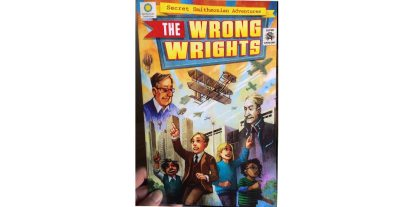 Go on an Adventure to Find 'The Wrong Wrights'