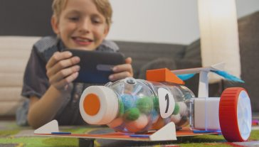 'Tio' Breathes New (Robotic) Life Into Old Toys