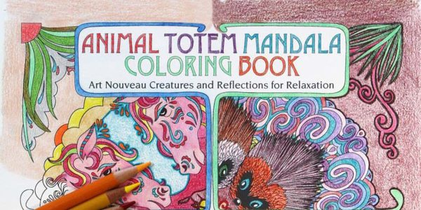 Geek Speaks… Coloring Books! With Natalie Zaman and Wendy Martin