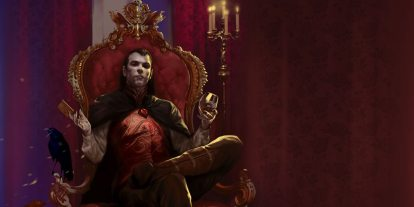 Feel the Horror in 'The Curse of Strahd'