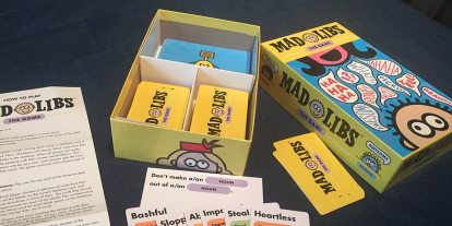 Review: Mad Libs: The Game