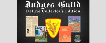 The Judges Guild Deluxe Collector's Edition Kickstarter