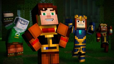 'Minecraft Story Mode' Episode 5 Releases March 27th