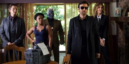 'Powers' Season 2 Trailer Drops