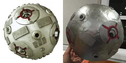 How-To: 'Star Wars' Training Droid Piñata